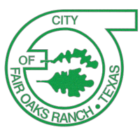 City of Fair Oaks Ranch logo