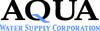 AQUA Water Supply Corp. logo