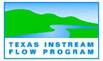 Texas Instream Flow Program logo